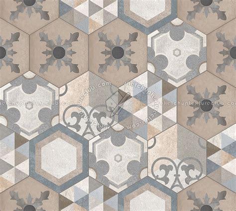moroccan tiles kitchen backsplash hexagonal tile texture seamless 16873