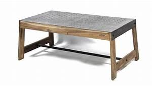 Table Basse Style Industriel : table relevable style industriel ~ Melissatoandfro.com Idées de Décoration