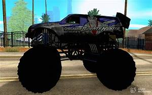 Monster Truck Bounty Hunter Final for GTA San Andreas