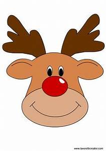 Rudolph The Red Nosed Reindeer Clipart. Snowjet.co - Clip ...