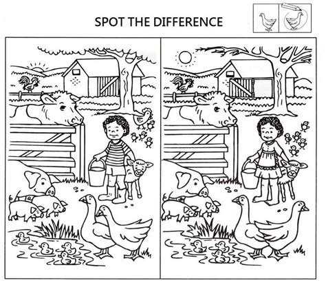 spot the difference worksheets for activity shelter 919 | 3095a50f967e9eb4f13b7c7423a1afa6 preschool worksheets kid activities