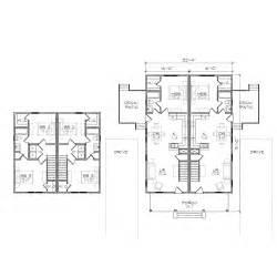 The Plans For Duplex by Duplex Floor Plans Duplex Floor Plan House Floor Plans