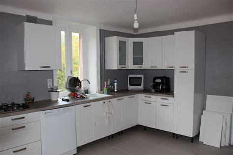 quelle couleur pour la cuisine meuble de cuisine blanc quelle couleur pour les murs