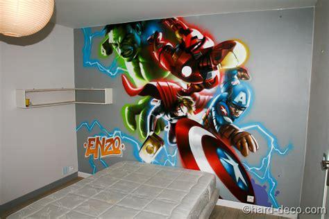 chambre marvel décoration marvel pour une chambre d 39 enfant