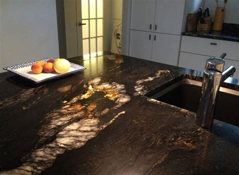 titanium black granite  granit