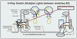 Is This An Acceptable Way To Wire A 3 Way Switch Circuit