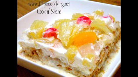gelatin dessert recipe panlasang pinoy