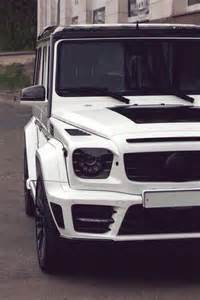 Custom Mercedes G Wagon AMG