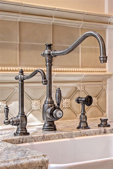 kitchen faucet made in usa waterstone high end luxury kitchen faucets made in the usa