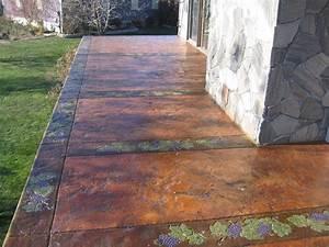 SDRMCA - Decorative Concrete