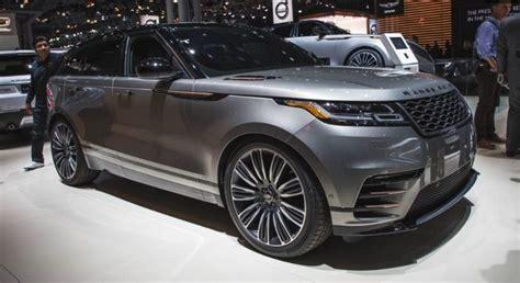 новые модели land rover 2018 года обзор авто фото
