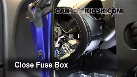 2000 Mitsubishi Eclipse Fuse Box Location by Interior Fuse Box Location 2000 2005 Mitsubishi Eclipse