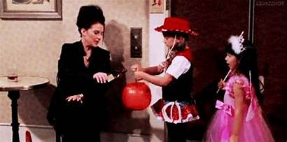 Grace Karen Halloween Gifs Favorite Treat Trick