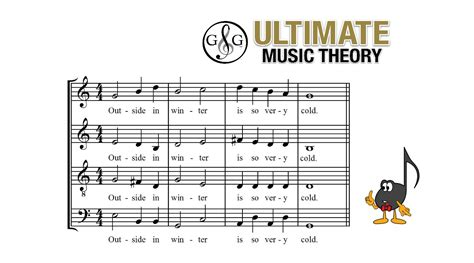 Students and teachers, musicians, and composers: Modern Vocal Score Bar Lines - Ultimate Music Theory