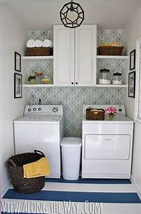 laundry room makeovers Get Inspired: 10 Laundry Room Makeovers - How to Nest for Less™