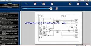 Renault Laguna Ii X74 Nt8328 Disk Wiring Diagrams Manual