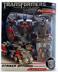 Transformers DOTM Mechtech Leader Striker Optimus Prime ...