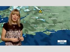 Holly's forecast for west of region Meridian ITV News