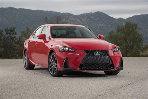 car lexus 2017 2017 lexus is 200t first test review motor trend