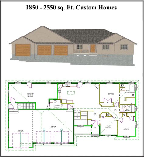 custom home plans and prices cad house plans autoresponder garage with apartment plans