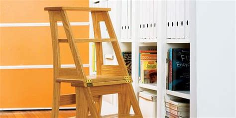 build  step stool simple diy woodworking project