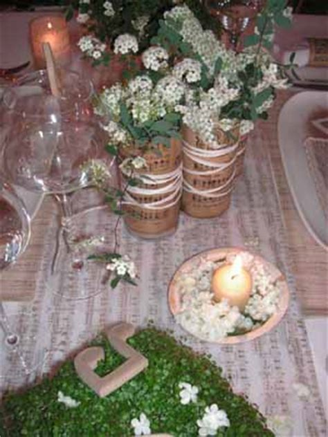 graceful  themed party table decoration ideas