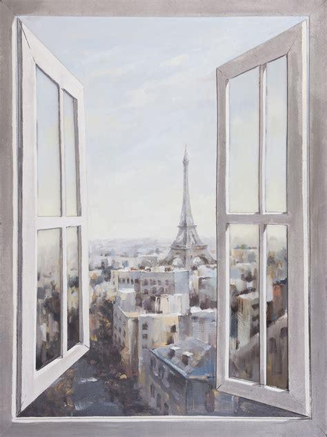 Offenes Fenster Bild by Wandbild Offenes Fenster 1 Handgemalt In Acrylfarben