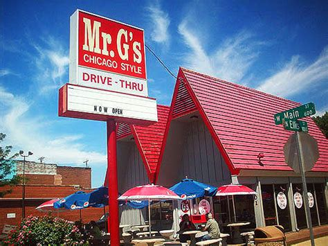 Peoria Hot Dog Wars: Mr. G's Versus The Hofbrau House (Featuring The Costume Trunk and Urban ...
