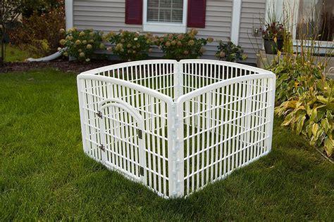 portable exercise playpen pet fence folding cage dog