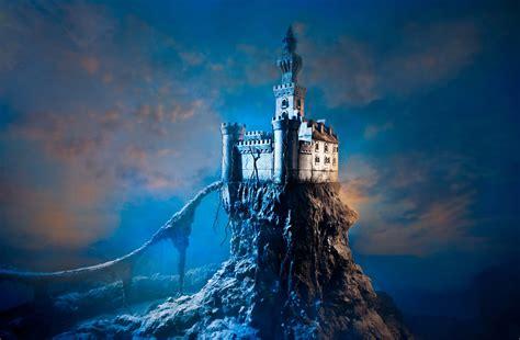fantasy Art, Castle Wallpapers HD / Desktop and Mobile ...