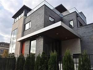Classy Bedroom Furniture Modern Grey Brick House Grey