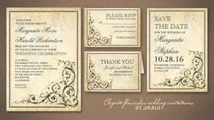 country themed wedding invitations read more vintage flourishes and classic wedding invites wedding invitations by jinaiji