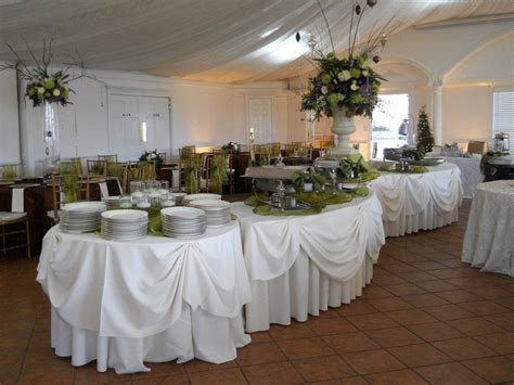 Tables Chairs Rental Sunrise Florida Pretty Party Rentals