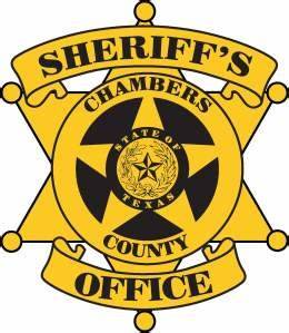 Chambers County Sheriff Brian Hawthorne Reports Water ...