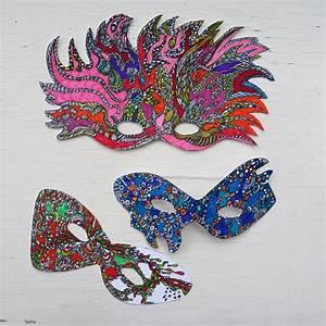 Faschingsmasken Selber Machen : faschingsmaske druckvorlage handmade kultur ~ Eleganceandgraceweddings.com Haus und Dekorationen