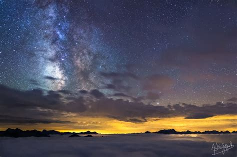 Guide For Milky Way Photography Vaonis