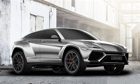 Lamborghini Urus Provides Glimpse At The Brand's Electric