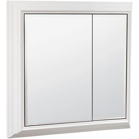 home depot medicine cabinet with mirror american classics 27 in x 27 in storage mirror surface