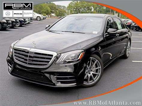 Mercedes S Class 2019 by New 2019 Mercedes S Class S 450 4dr Car In Atlanta