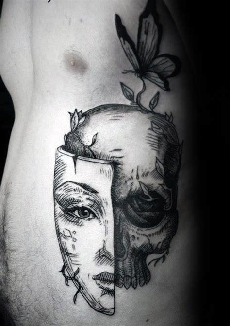 tatuajes de vida  muerte tatuajes tattoos