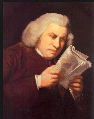 Samuel Johnson Memes - the inimitable dr johnson pilgrimage
