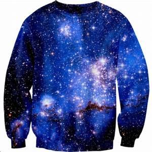 Nebula Sweater - Pics about space