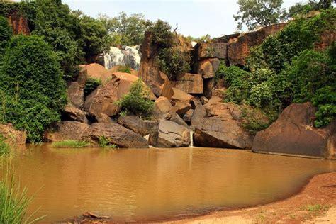Les chutes de Banfora - Burkina Faso