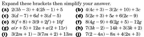 brackets  factorising maths teaching