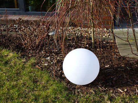 Meine Neue Solarkugel Für Den Garten  Erdbeerchens Testwelt