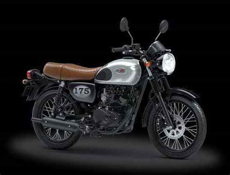 Speedometer Kawasaki W175 by Harga Kawasaki W175 2018 Dan Spesifikasi Lengkap Februari 2019