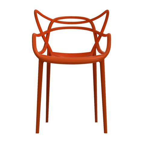 chaise kartell masters rouille ideesboutique com