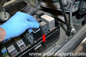 Porsche 944 Turbo Fuel Filter Replacement  1986