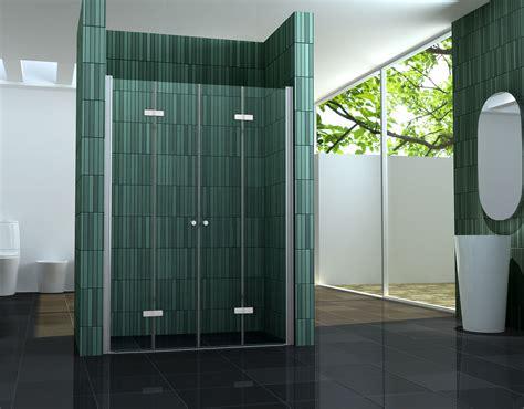 Faltbare Duschwand Für Dusche by 75 140 X 195 Cm Faltbare Nischent 252 R Duschwand Duscht 252 R