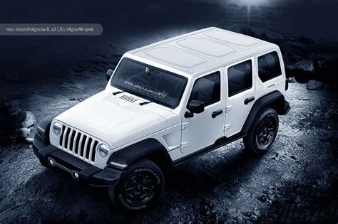white jeep 2018 2018 jeep wrangler release date price interior redesign